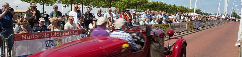 Talbot Lago winnaar op Nationale Oldtimerdag