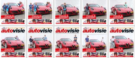 Download hier uw Italia a Zandvoort Autovisie-cover